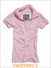 Поло Ladies Shirt | Цвет Rose